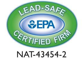 Lead Safe Certified NAT-43454-2