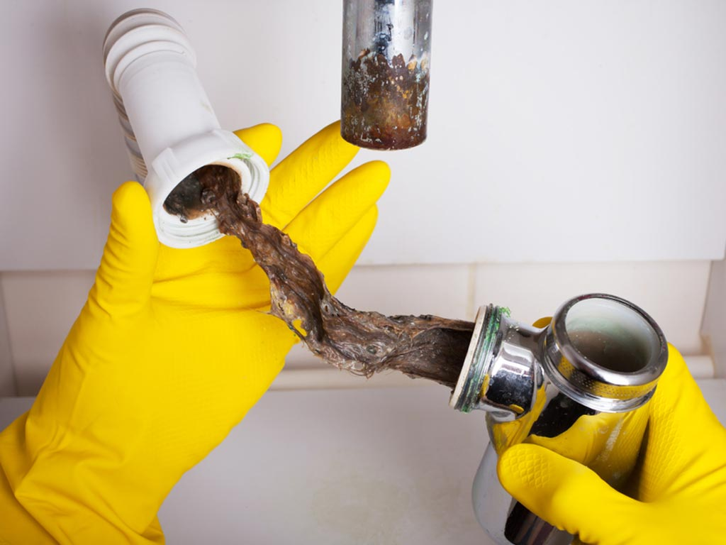 Condo Plumbing Tips Clogged Trap