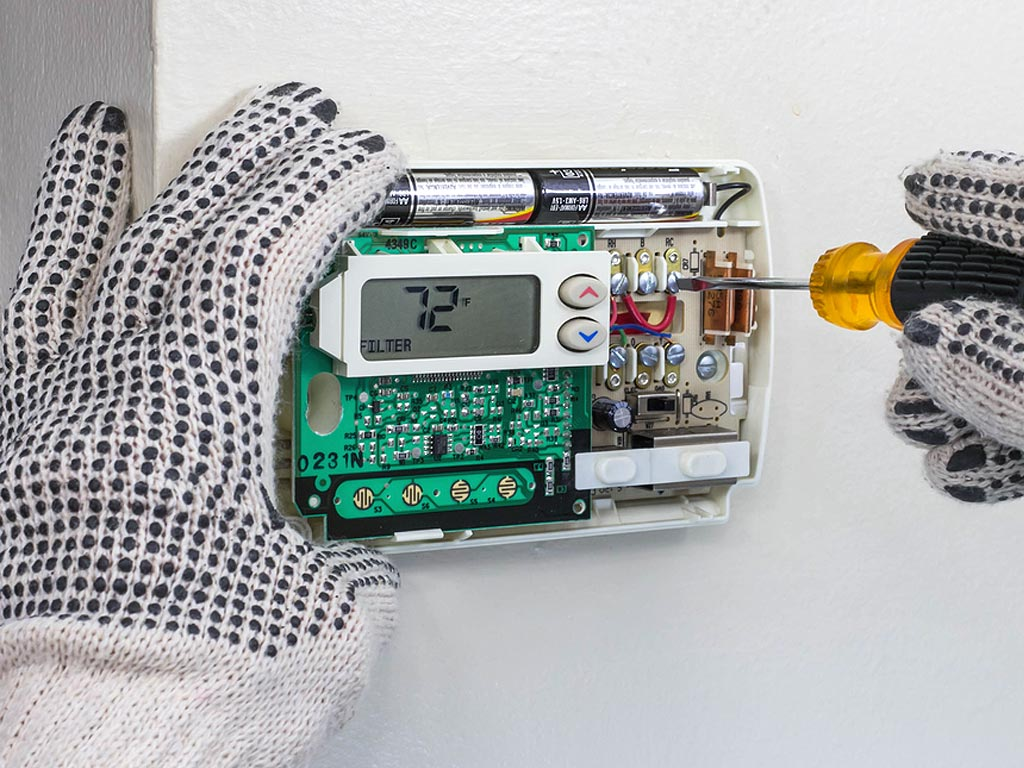 Emergency Hvac Repair Thermostat