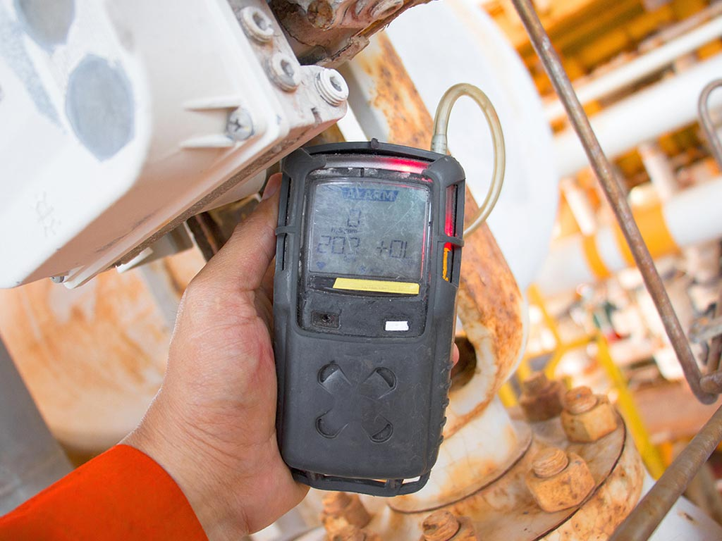 Gas Leak Protocol Detector