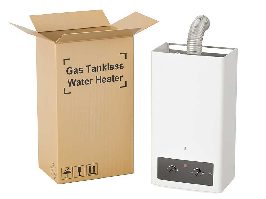 Tankless Water Heaters Are Easy On Your Pocket And The Environment