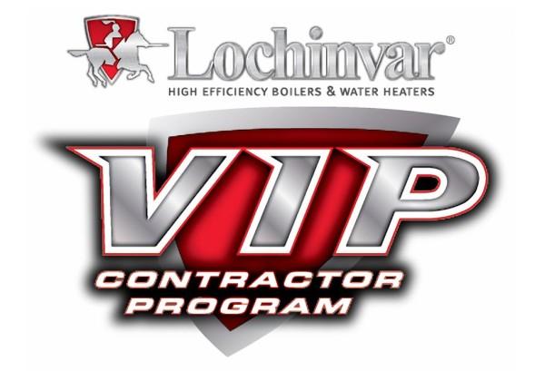 Lochinvar VIP Contractor Program
