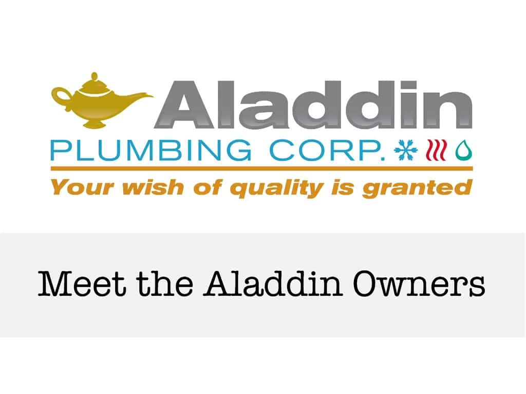Meet Michael, Erik and Randy the Aladdin Plumbing Owners
