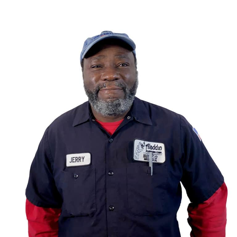 staff jerry nesmith service and repair technician